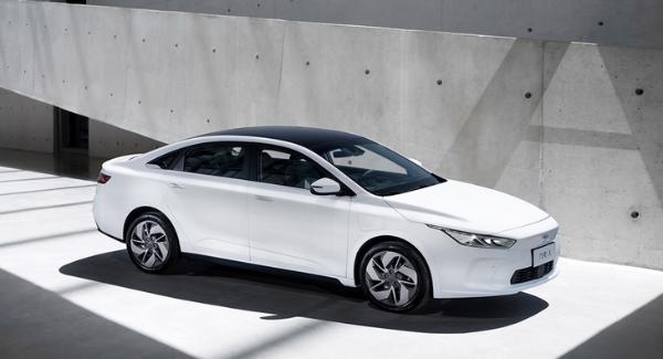 几何A将推动新车型在4月份正式推出 续航能力将大幅提升