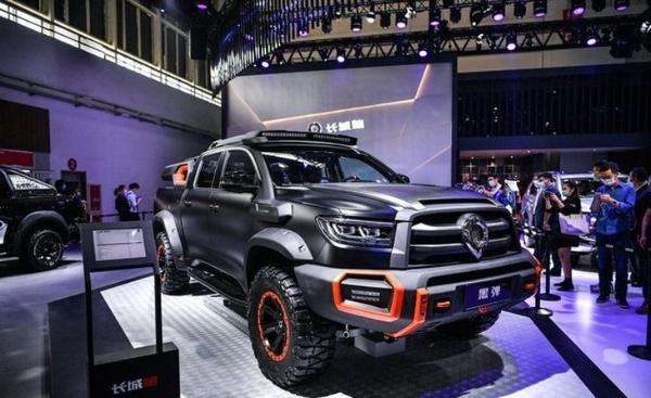 长城炮黑弹版将于上海车展开启预售 具备更强的越野性能