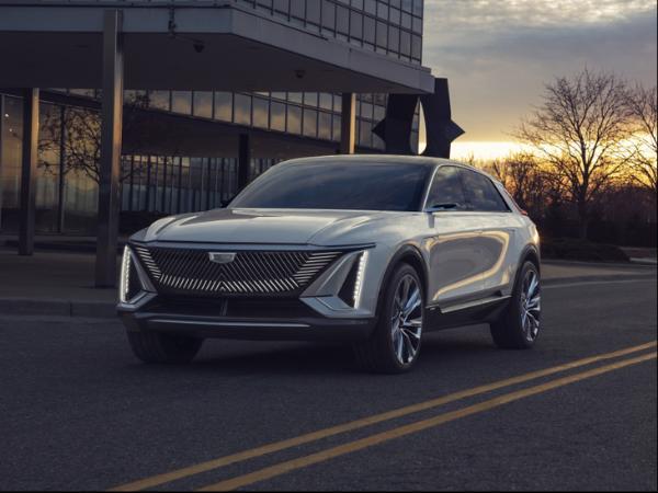 凯迪拉克新车专利图曝光 双门设计 或采用纯电动力