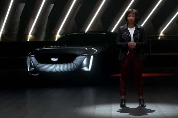 凯迪拉克新车专利地图曝光双门设计还是纯电动
