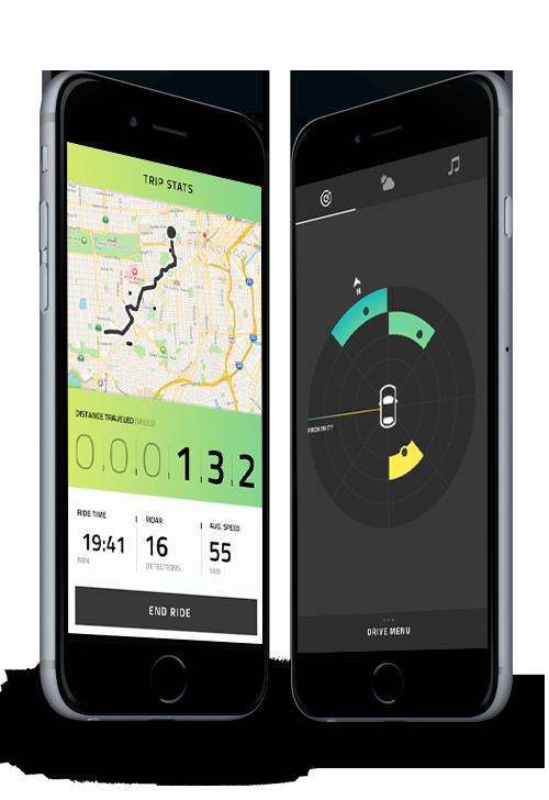 Ridar Systems整合HERE定位技术 更准确地检测骑行者