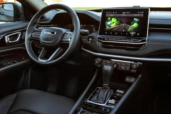 新款Jeep指南者春季亮相 将推80周年纪念版车型 搭载混动系统
