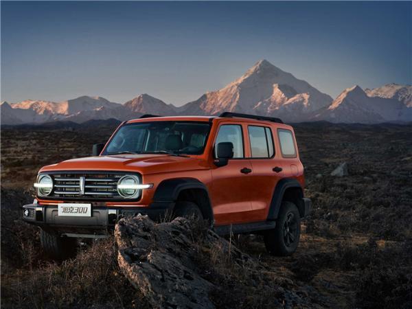 20万左右的硬派SUV推荐,带你走向诗和远方