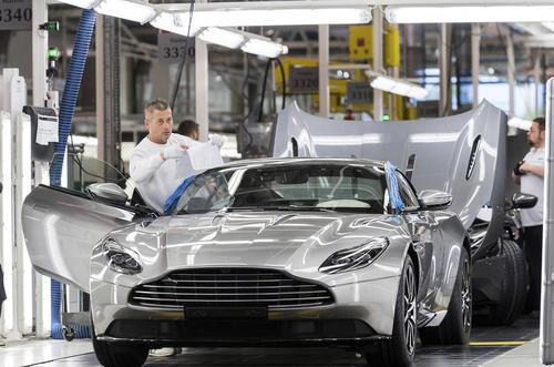 去年英国汽车产量降至1984年以来的最低水平