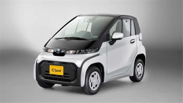 丰田在日本推出了一款新车,看了后觉得五菱宏光MINI EV真香