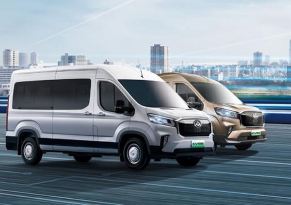SAIC MAXUS EV90新款售价27.9万元 续航395公里