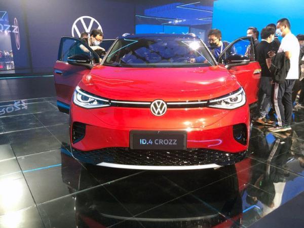 一汽大众ID.4 CROZZ今晚将公布价格定位紧凑型纯电动SUV