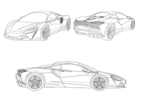 迈凯轮阿图拉2月17日的世界首演定位为混合动力超级跑车