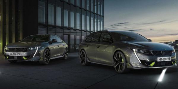 标致508 PSE预计将于9月正式推出 提供两种车身形式