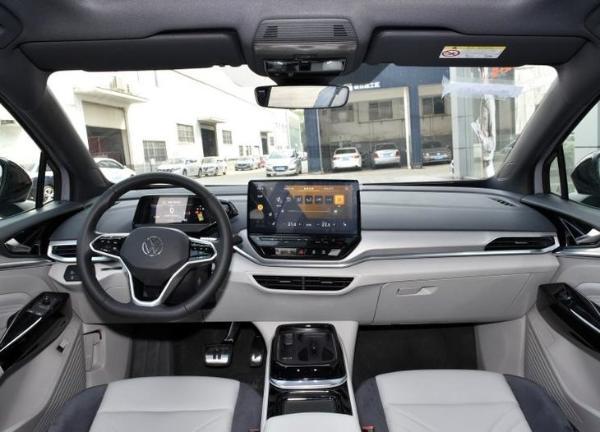 一汽-大众ID.4 CROZZ正式上市 售价区间19.99-27.99万元
