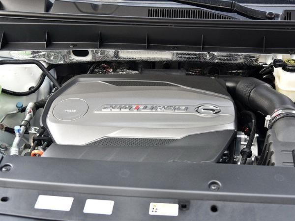传祺GS8新增车型正式上市 售18.58-20.28万元 配置进一步升级