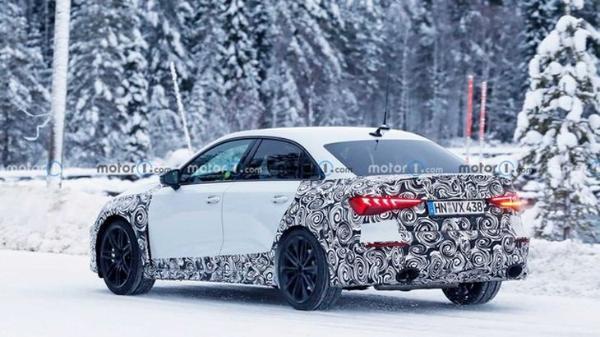 有望今年年中发布 全新奥迪RS 3最新谍照曝光