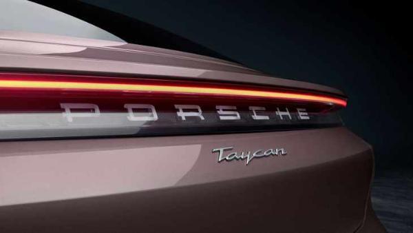保时捷Taycan后驱基础版海外发布 售价7.069万英镑起