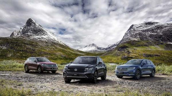 新款大众途锐新增车型上市 售价62.98万元起 大众家族最佳车型?