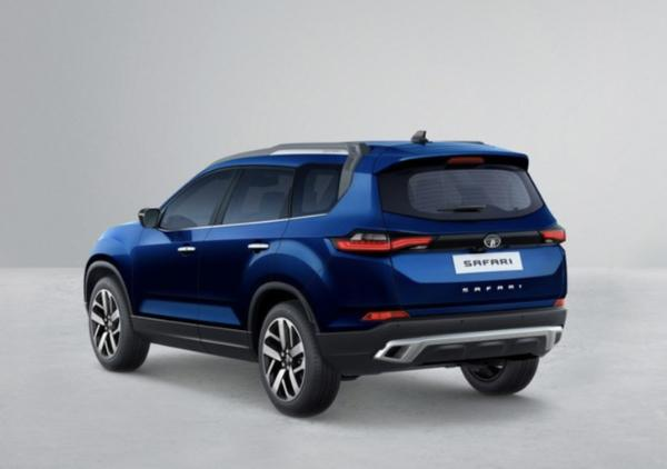 塔塔旗舰SUV正式下线 定名Safari/1月26日发售