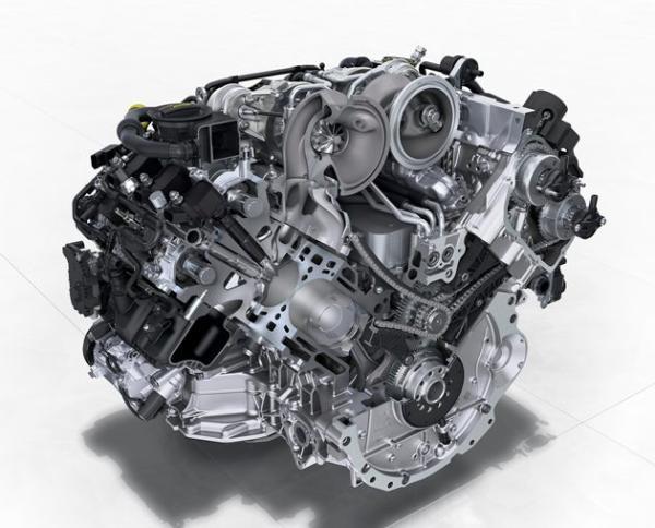 宾利全新飞驰 V8 成就卓越动力表现