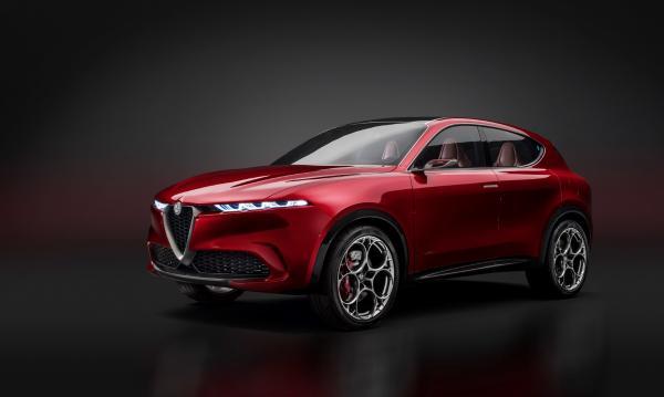 阿尔法·罗密欧·托纳莱赢得2021年消费者最期待的新车