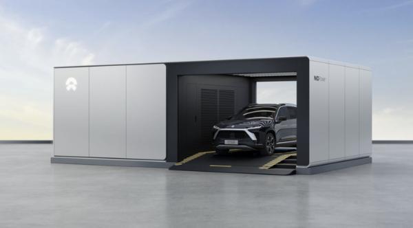 二代换电站/自动驾驶技术NAD 看看今天蔚来汽车发布会还有啥