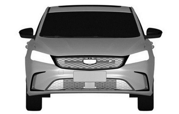 新吉利宾瑞1.0T车型专利地图曝光价格或进一步探索