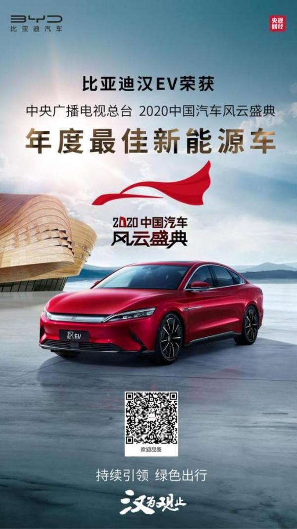 """闪耀2020中国汽车风云圣典韩电动车荣获""""年度最佳新能源汽车""""奖"""