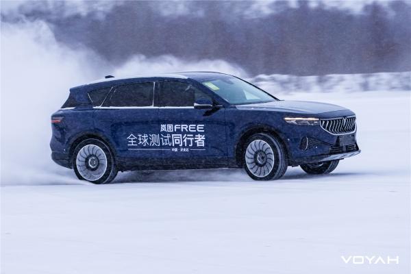 电动汽车在-30℃下颤抖 看看蓝兔自由的表现 蓝兔汽车全球测试同行第三站正式启动