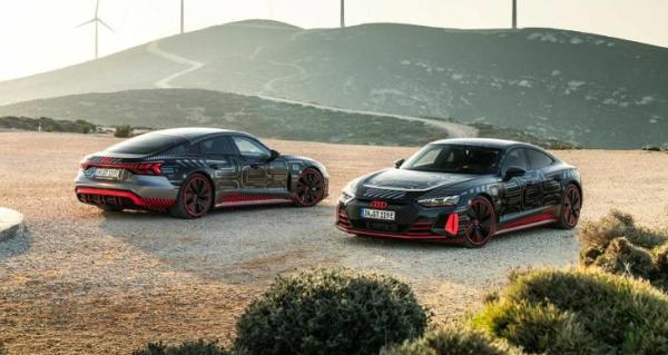 奥迪e-tron GT最新新闻曝光将于2月9日正式发布 与R8同步制作