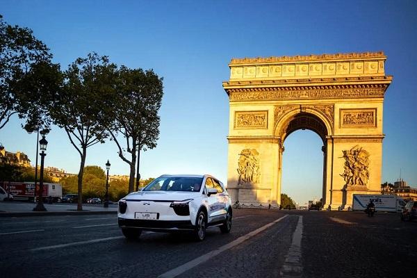 在下一个城市 爱知U5进入法国国内市场