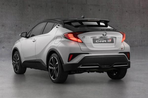 丰田C-HR运动版发布 外观更运动/两套动力搭配