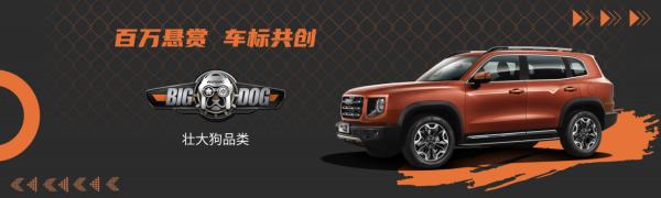 哈弗大狗2.0T四驱版中华田园犬上市 售价15.59万