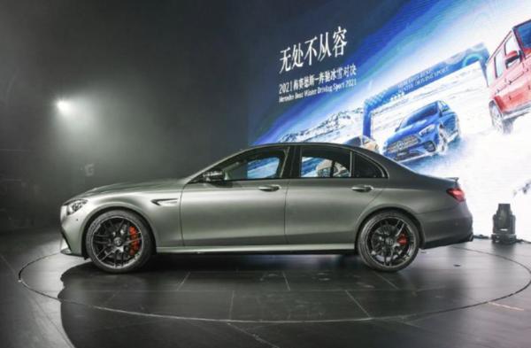 新款AMG E系列国内上市 售价区间94.88-146.88万元