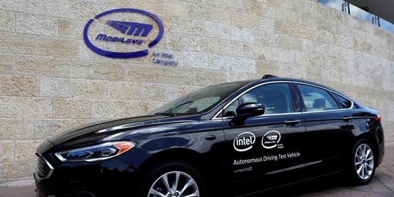 Mobileye将在东京、上海和巴黎启动自动驾驶试点项目