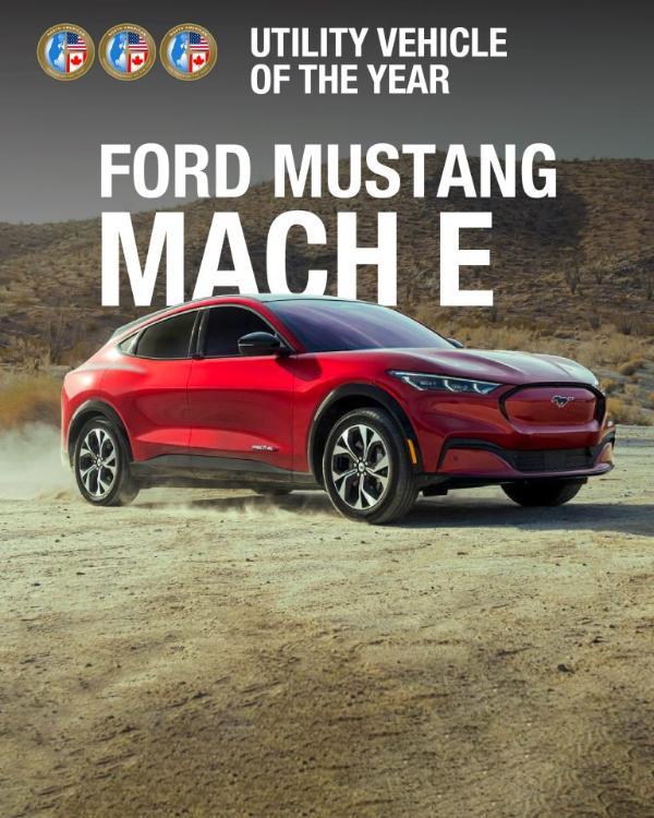 2021年度北美最佳乘用车、卡车与SUV揭晓