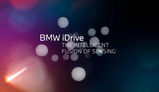 宝马推出全新iDrive系统