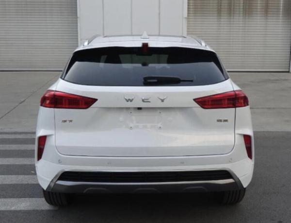 WEY全新SUV申报图曝光 将于年内正式发布