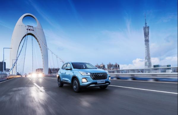 奇瑞汽车全年销售44.9万辆 同比劲增8.6%
