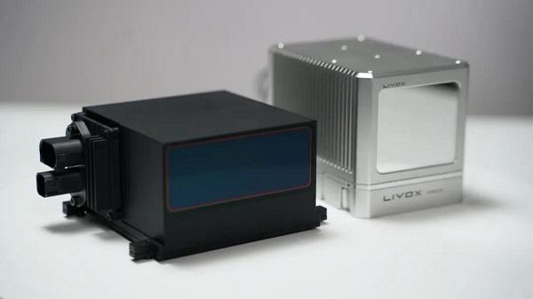"""""""竞赛""""就此开始,小鹏官宣将由Livox提供量产激光雷达"""