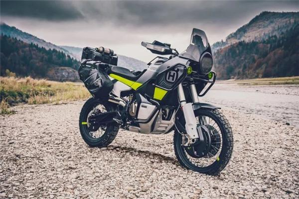 KTM全地形摩托车北欧901同台曝光