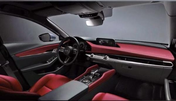 马自达CX-50渲染图曝光 搭直列6缸发动机/2022年量产