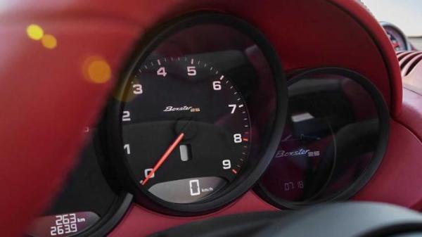 保时捷718 Boxster 25周年纪念版开售,起售价为98600美元