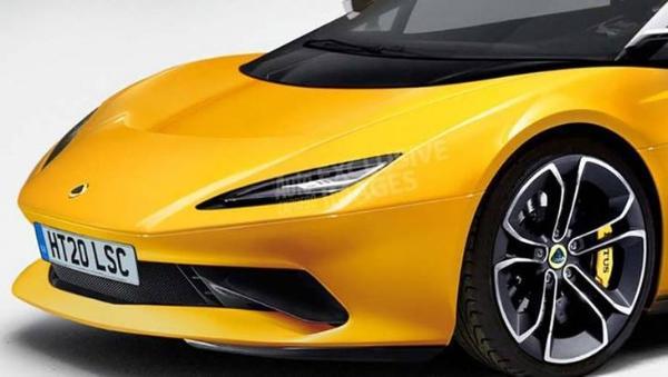 路特斯全新中置发动机跑车 夏季发布/最后一款燃油车