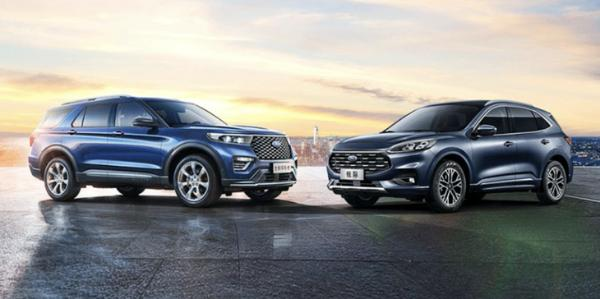 福特汽车全年在华销售近60.3万辆 首次实现同比增长