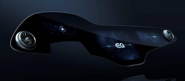 CES2021:奔驰全新MBUX智能车机亮相 配备全新出行百科功能