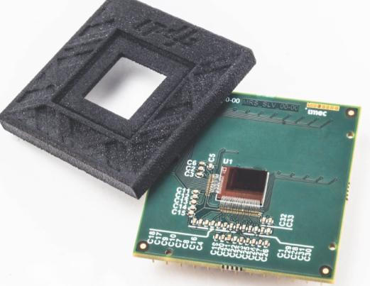 IMEC开发了一种高分辨率的SWIR图像传感器 可应用于汽车和消费电子产品