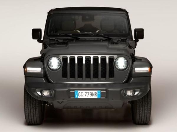 Jeep牧马人4xe推出首款车型 预计夏季交付/搭2.0T混动系统