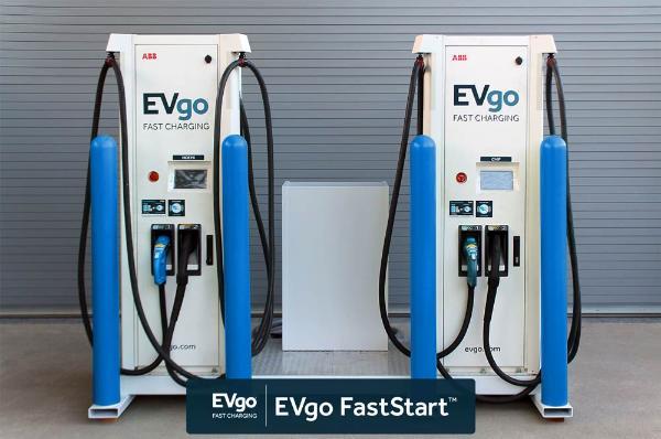电动车充电网络EVgo即将借壳上市