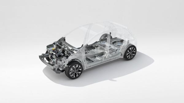 为了捍卫B级车的领先地位 雷诺增加了小型电动车平台CMF-B EV