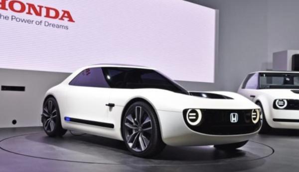 本田e轿跑车版本或将于明年正式发布 采用后轮驱动布局