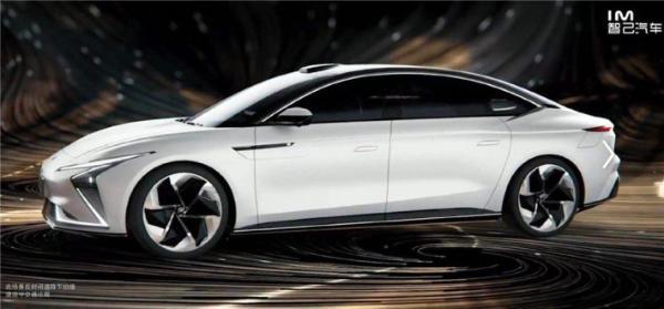 全新电动品牌 智己汽车品牌正式发布