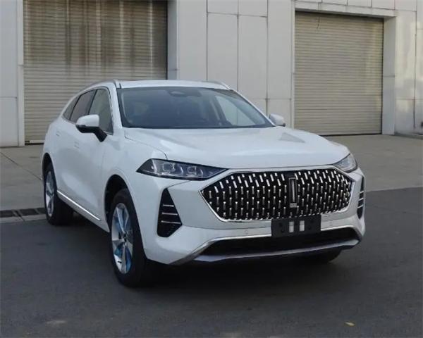 WEY全新中型SUV申报图曝光,命名为摩卡