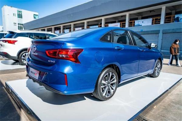 2021款广汽传祺GA4将于第一季度上市